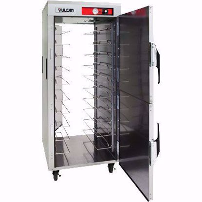 Picture of Vulcan VPT7SL Pass-Thru Mobile Heated Cabinet