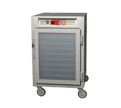 Picture of Metro C565L-NFC-LPFSA Pass-Thru Mobile Heated Cabinet