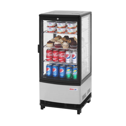 Picture of Turbo Air CRT-77-1R Display Case, Refrigerated, Countertop