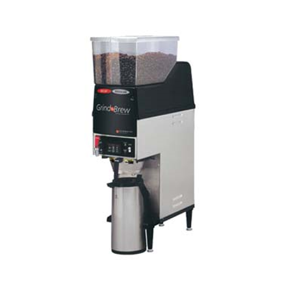Picture of Grindmaster-Cecilware GNB-20H Coffee Brewer with Grinder
