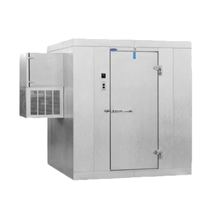 Picture of Nor-Lake KLB367-W Walk In Cooler, Modular, Self-Contained