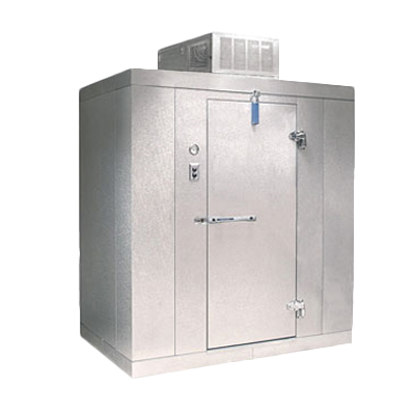 Picture of Nor-Lake KLF610-C Walk In Freezer, Modular, Self-Contained
