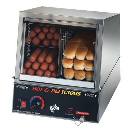 Picture of Star 35SSA Hot Dog Steamer
