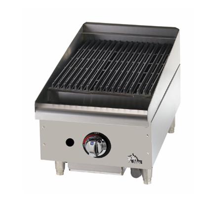 Picture of Star 6015CBF Charbroiler, Gas, Countertop