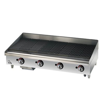 Picture of Star 6048CBF Charbroiler, Gas, Countertop