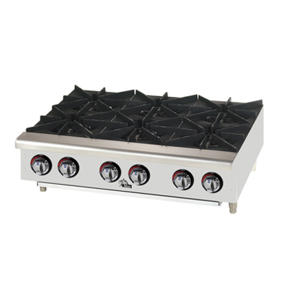 Picture of Star 606HF Hotplate, Countertop, Gas