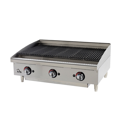 Picture of Star 6136RCBF Charbroiler, Gas, Countertop