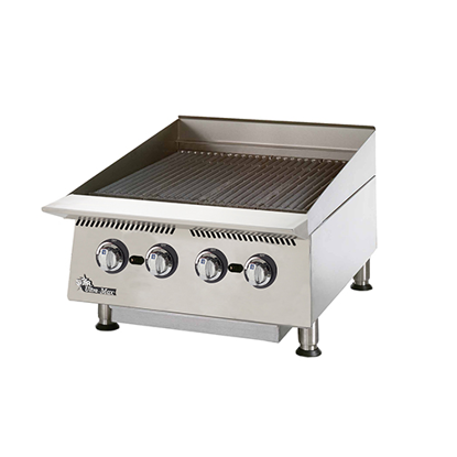 Picture of Star 8024CBB Charbroiler, Gas, Countertop
