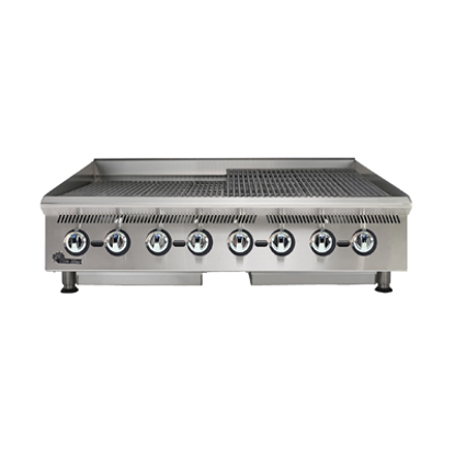 Picture of Star 8048CBB Charbroiler, Gas, Countertop