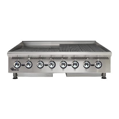 Picture of Star 8148RCBB Charbroiler, Gas, Countertop