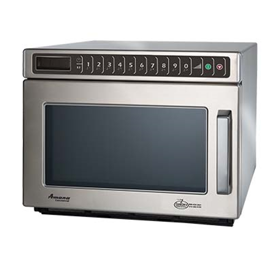 Picture of ACP HDC12A2 Microwave Oven