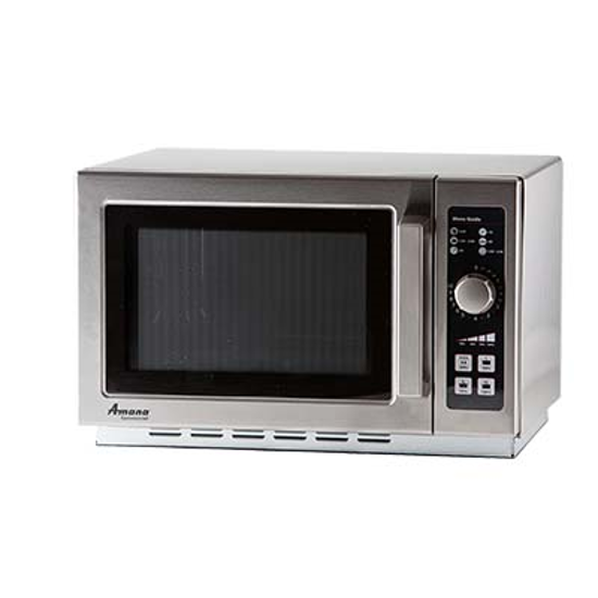 Picture of ACP RCS10DSE Microwave Oven