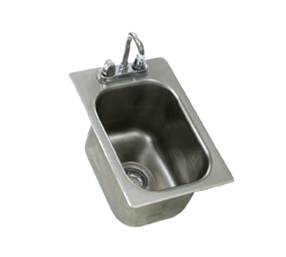 Picture of Eagle Group   SR10-14-9.5-1-2X   Drop-In Sink Bowls