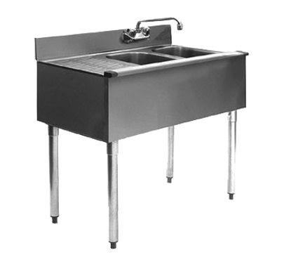 Picture of Eagle Group B3L-2-18 Underbar Sink Units
