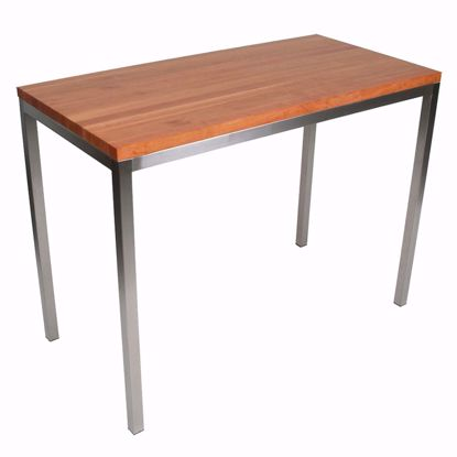 Picture of John Boos CHY-MET-CNTR4824 Island Kitchen Table