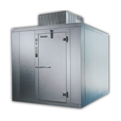 Picture of Master-Bilt MB5760808FIHDX Walk-In Freezer, Self-Contained