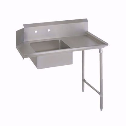 Picture of John Boos EDTS8-S30-R60 Soiled Dishtable