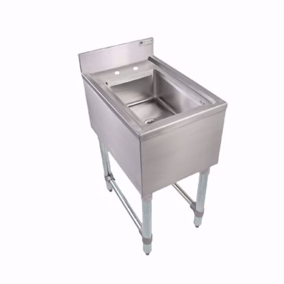 Picture of John Boos EUBDS-1014-X Underbar Sink Units