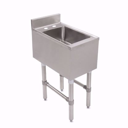 Picture of John Boos EUBDS-1221-X Underbar Sink Units