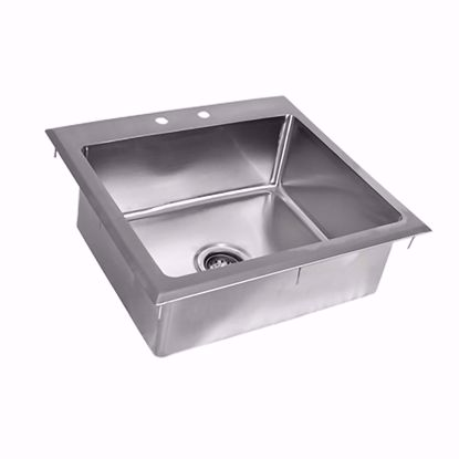 Picture of John Boos   PB-DISINK201608-X   Drop-In Sink Bowls