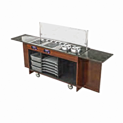 Picture of Lakeside 79880 Cooking Cart