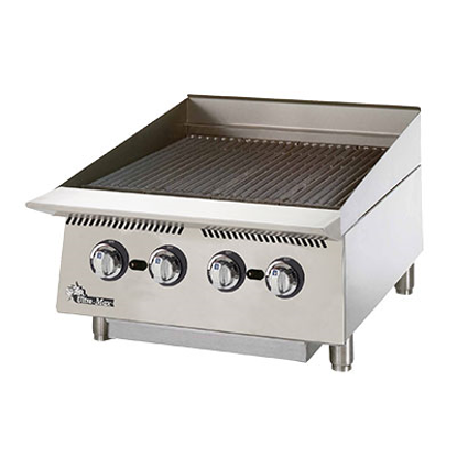 Picture of Star 8124RCBB Charbroiler, Gas, Countertop