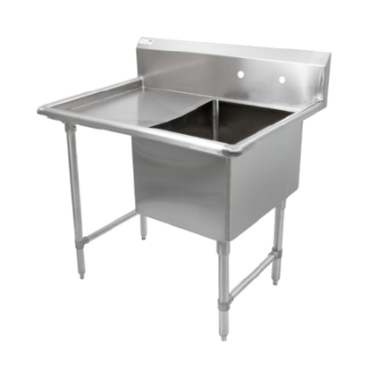 Picture of John Boos   1B16204-1D18L-X   One (1) Compartment Sink