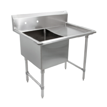 Picture of John Boos   1B184-1D18R-X   One (1) Compartment Sink