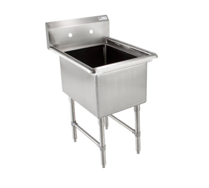 Picture of John Boos   1B244-X   One (1) Compartment Sink