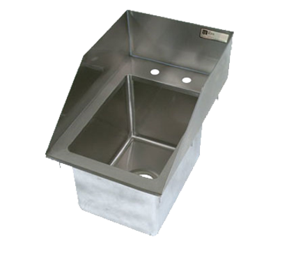 Picture of John Boos   PB-DISINK101410-SSLR   Drop-In Sink Bowls