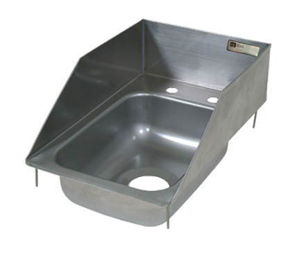 Picture of John Boos   PB-DISINK101405-SSLR   Drop-In Sink Bowls