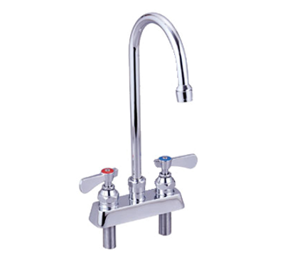 Picture of John Boos   PBF-4DM-8GLF   Deck Mount Faucet
