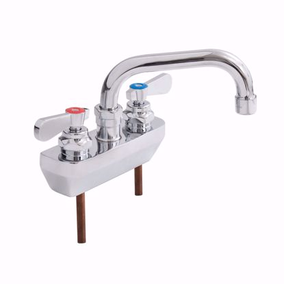 Picture of John Boos   PBF-4SM2-6LF-X   Wall / Splash Mount Faucet