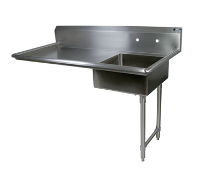 Picture of John Boos EDTS8-S30-60UCR-X Soiled Dishtable