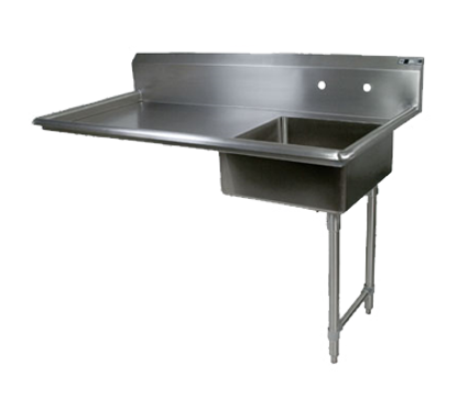 Picture of John Boos JDTS-20-50UCR-X Soiled Dishtable