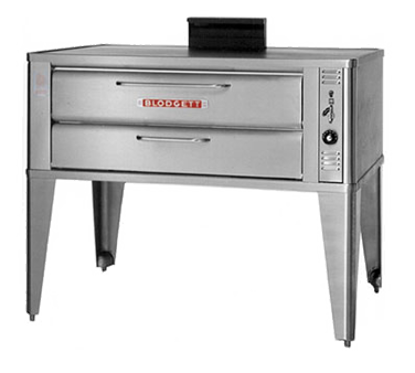 Picture of Blodgett Oven 911 SINGLE Oven, Deck-Type, Gas