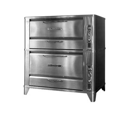 Picture of Blodgett Oven 951-966 Oven, Deck-Type, Gas