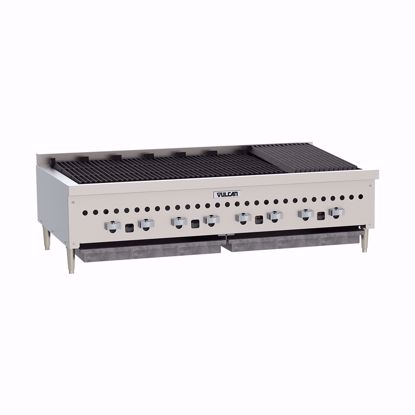Picture of Vulcan VCCB25 Charbroiler, Gas, Countertop