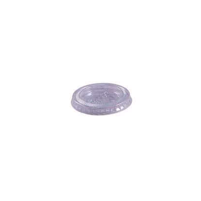 Picture of FEB EPCLID1 PLASTIC PORTION CUP LID