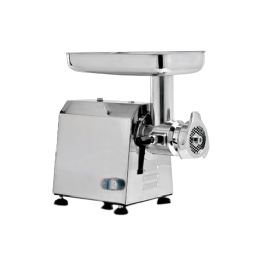 Picture of Alfa International Meat Grinder  electric  480 lb/hour capacity  #12  includes: (1) meat grinder attachment  (1) meat pan  (2) stainless steel knives  (1) 1/4 inch (es)  plate