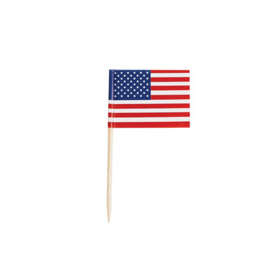 Picture of Disco American Flag Pick