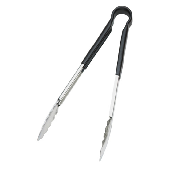 Picture of Browne 16  inches  Tong w/Black Coated Handle
