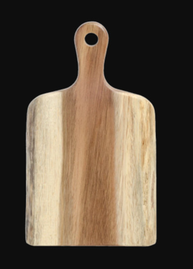 Picture of Browne Serving Board Handle 12x8  inches /30x20cm Acacia