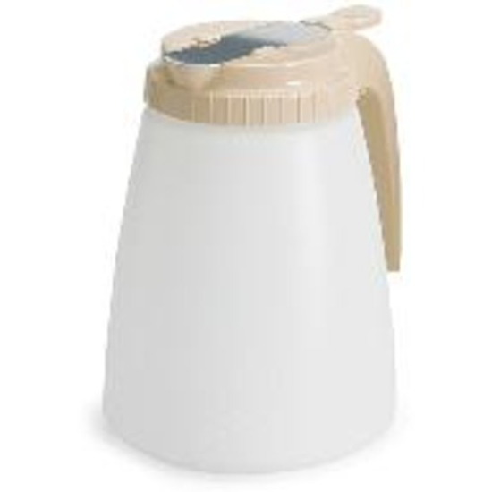 Picture of Tablecraft 48 oz Dispenser  Almond Top
