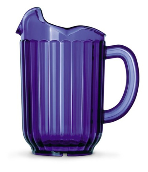 Picture of Vollrath Pitcher  Tuffex I Dlx Cobalt