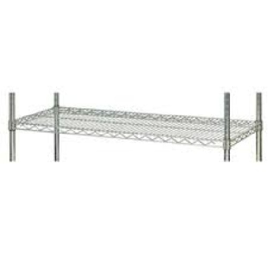 Picture of Crown Brands 12 In.  X 60 In.  Chromate Wire Shelf