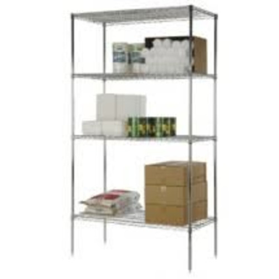Picture of Crown Brands 	Chromate Wire Shelf 14 In.  X 30 In.