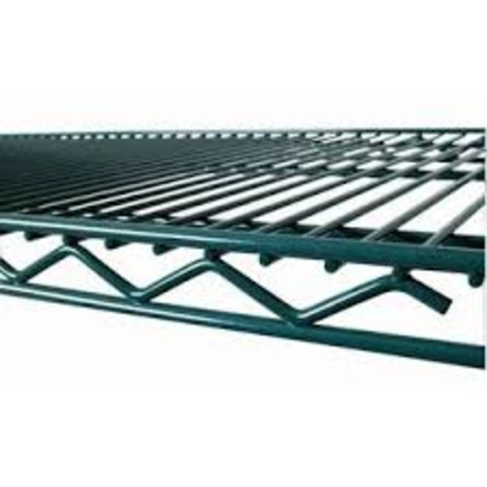 Picture of Crown Brands Shelf  Wire  (Nsf)  Green Epoxy  24 In.  X 60 In.