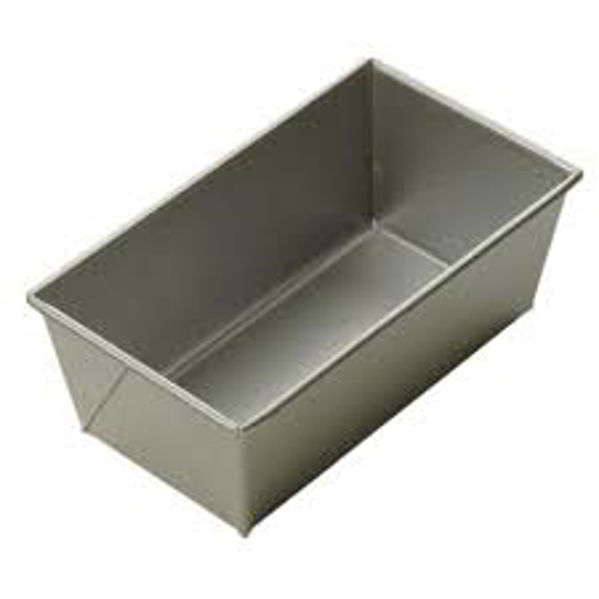 Picture of Crown Brands 5 5/8 In. X 3 1/8 In. Open Top Bread Pan (3/8 Lb Loaf)