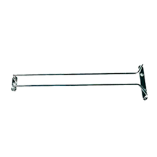 Picture of Crown Brands Glass Hanger 10In--Chrome Plat